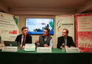 SEMERGEN y SEFAC celebrarán el I Congreso Nacional Médico-Farmacéutico