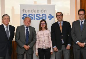 Fundación ASISA y Farmacéuticos Sin Fronteras firman un convenio de colaboración