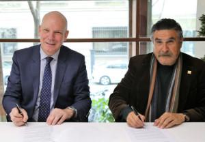 Semergen y Laboratorios Arkopharma firman un convenio de colaboración