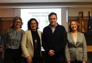 Farmacéuticos de Zaragoza se forman en la atención integral a pacientes con cáncer
