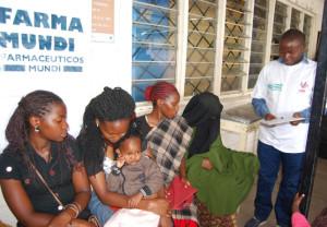 Farmamundi prioriza en 2018 la atención sanitaria de emergencia a menores y mujeres refugiadas en Siria, Uganda, Kenia y RD Congo