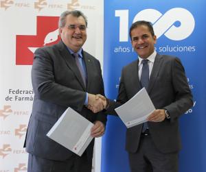 Fefac y Alliance Healthcare firman un acuerdo e implantan el Proyecto UNICOM