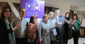 Presentación de la campaña 'Frena el sol', frena el lupus' en Cantabria