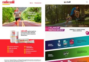 Todo lo que necesitas saber sobre Radio Salil y Sportsalil en sus nuevas webs