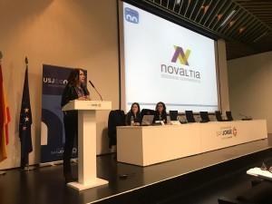 Novaltia participa en la séptima edición del encuentro USJ Connecta