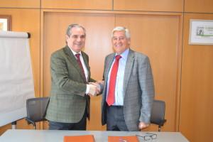 Convenio de colaboración entre el CGCOF  y Fundación Iberian Livemed Institute