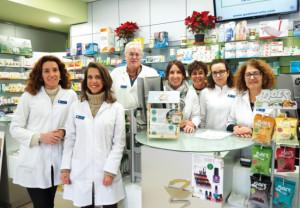 El papel del farmacéutico en la farmacia comunitaria