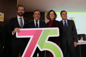 El Grupo Cofares, la mayor empresa sanitaria de España, celebra su 75 aniversario