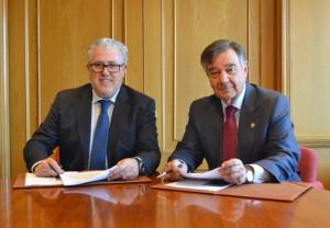 Bancofar y COFM firman un nuevo Convenio de Colaboración financiera