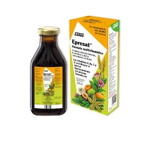 Epresat, de Salus, asegura un equilibrado aporte de 8 vitaminas