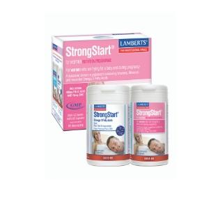 StrongStart, para la mujer que quiere ser mamá o ya lo es