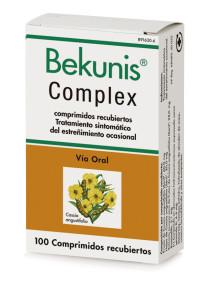 Bekunis Complex, complementos para el estreñimiento ocasional