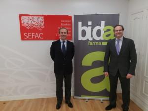 Sefac y Bida Farma, por la mejora de la calidad asistencial de la farmacia comunitaria
