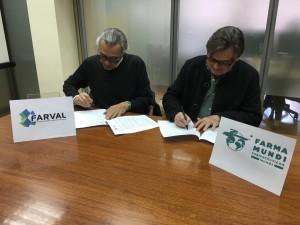 Nueva colaboración entre Farmamundi y la Asociación Empresarial de Farmacéuticos Valencianos