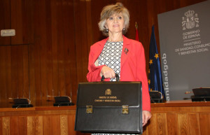 La ministra Carcedo inaugura Inforsalud 2019