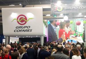 Cofares celebra su 75 aniversario en Infarma Barcelona