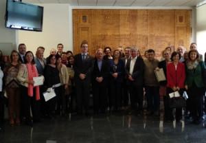 Reconocimiento a la labor de 7 farmacéuticos de Zaragoza