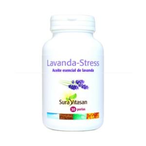 Relajación y sueño saludable con Lavanda -Stress