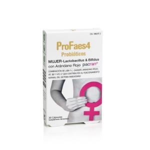 ProFaes4 Mujer, beneficios de los probióticos durante el embarazo