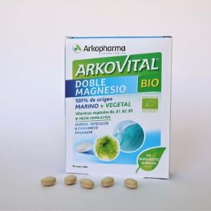 Descubre los beneficios del magnesio con Arkovital Doble Magnesio