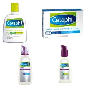 Cetaphil, amor por suavizar y calmar la piel