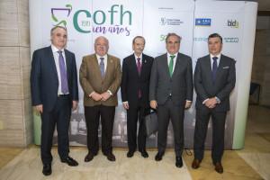 El Colegio de Farmacéuticos de Huelva inicia la celebración de su centenario