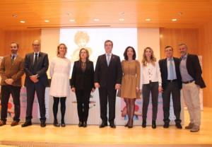 Participantes en la I Jornada de Salud Infantil organizada por COF Zaragoza