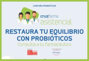 'Restaura tu equilibrio con probióticos', nueva campaña de Unnefar