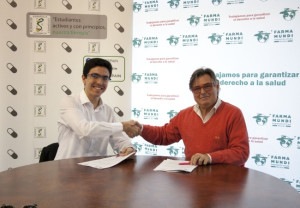 Acuerdo por la salud global entre la Federación Española de Estudiantes de Farmacia y Farmamundi
