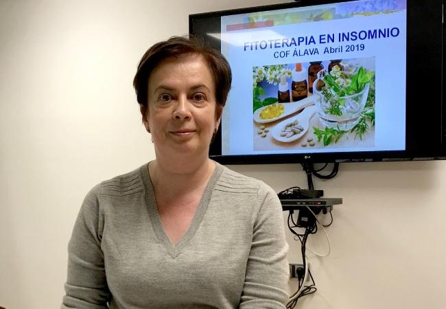 La ponente, Margarita Olagorta