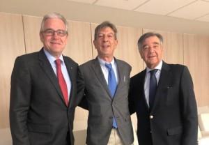 Ágora Sanitaria se renueva y firma un convenio de colaboración con los COFs de Tenerife e Islas Baleares