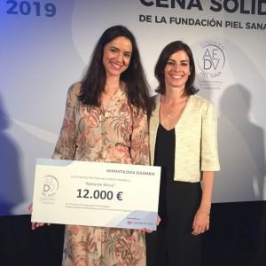 Premio Fundación Piel Sana para un programa médico-dermatológico para Uganda