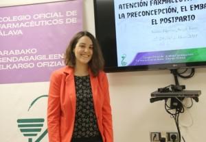 COF Álava organiza un curso de atención farmacéutica en las etapas de preconcepción, embarazo y postparto