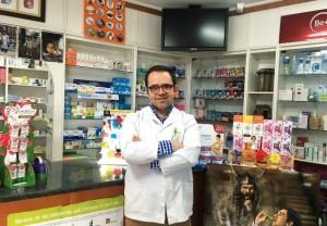 """""""El farmacéutico del futuro tendrá que adaptarse a la digitalización y a las  nuevas tecnologías"""""""