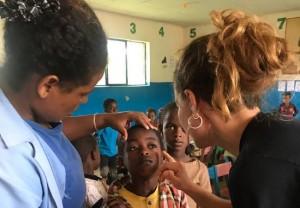 Un programa de salud nutricional español reduce la desnutrición crónica de niños etíopes