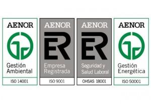 El servicio prestado por SIGRE al sector farmacéutico y a la sociedad, reconocido por AENOR