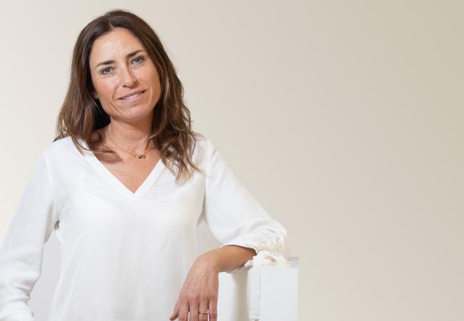 Blanca Llácer, vocal de dermofarmacia y formulación de COF Alicante