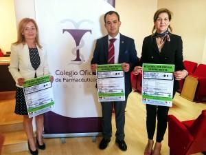Foto de familia de COF Toledo, en la presentación de la campaña