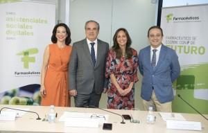 CGCOF presenta su nueva estrategia corporativa Somos Farmacéuticos