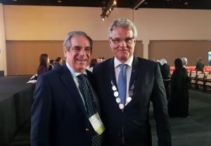 Inaugurado el 79 Congreso Mundial de Farmacia y Ciencias Farmacéuticas en Abu Dhabi