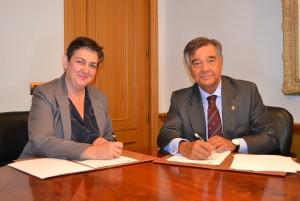 El COFM y el Colegio de Fisioterapeutas de Madrid renuevan su colaboración