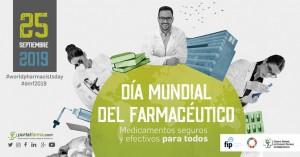 Farmacéuticos de Gipuzkoa celebran el Día Mundial de la profesión