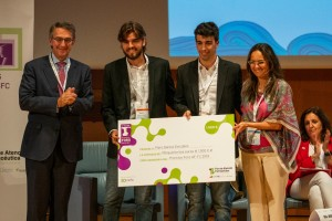 Entrega de los Premios Foro Atención Farmacéutica Farmacia Comunitaria 2019