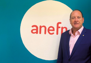Alberto Bueno, nuevo presidente de anefp