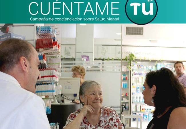 La actriz, María Galiano, es la protagonista de la campaña 'Cuéntame tú'
