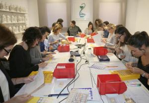 COF Álava organiza formación en Sistemas Personalizados de Dosificación (SPD)