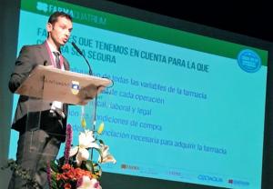 FarmaQuatrium participa en el congreso estudiantes Farmacia Universidad de Alicante