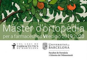 El COF de Barcelona y la Universitat de Barcelona lanzan la VI edición del Máster de ortopedia para farmacéuticos