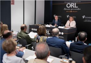Farmacéuticos españoles actualizan sus conocimientos en patologías ORL