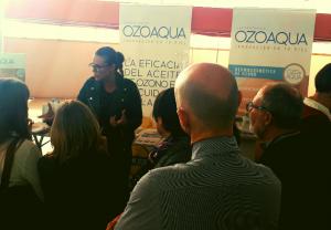 Ozoaqua demuestra su eficacia en el Congreso Nacional Enfermería Dermatológica